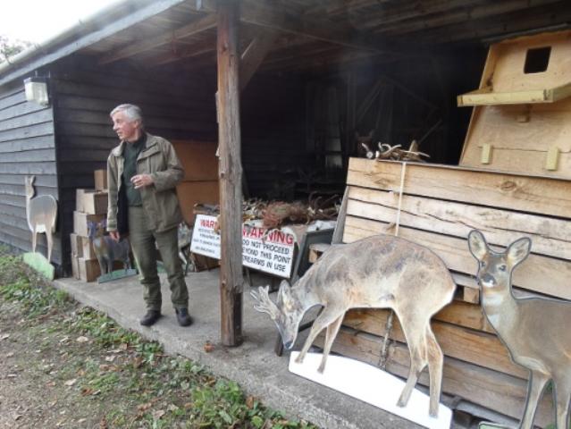 Deer species identification