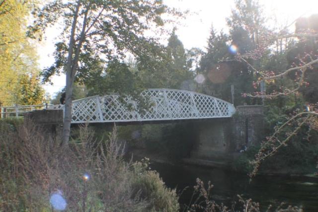 Santon Downham Bridge