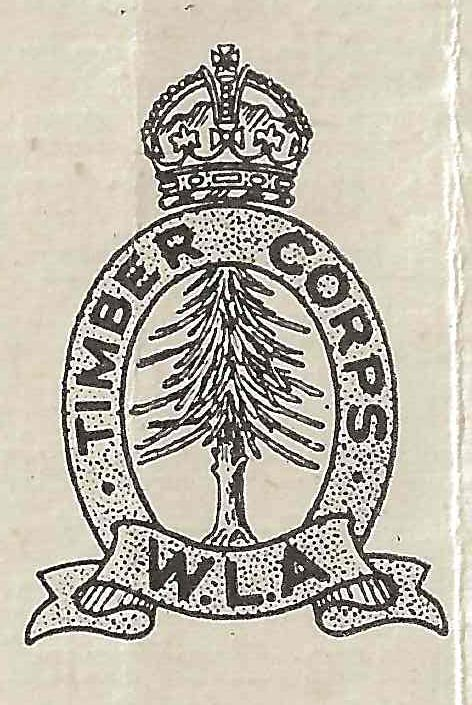 Womens Timber Corps Logo