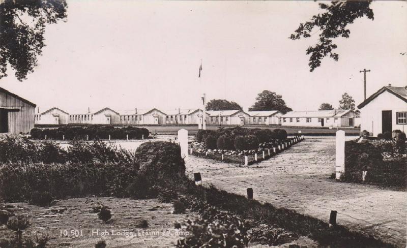 High Lodge Camp 1929-1930