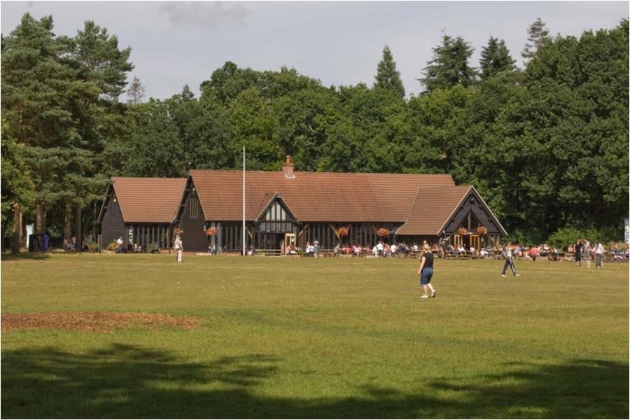 High Lodge Centre